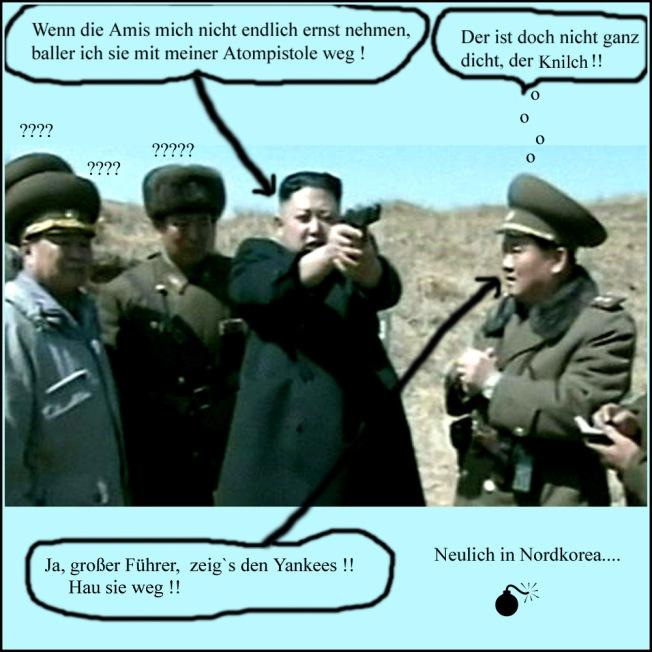 Neulich in Nordkorea.Joachim Reinhardt